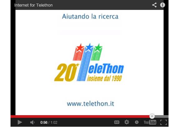 Internet for Telethon