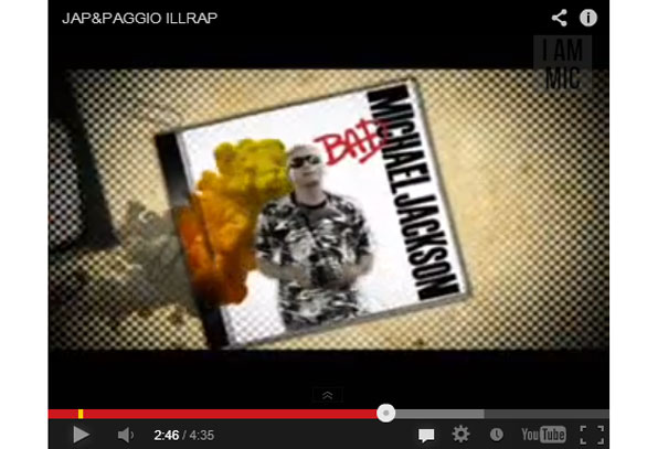 JAP&PAGGIO illrap VIDEO
