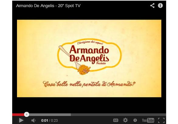 Armando De Angelis SPOT TV