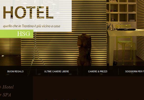 Hotel San Giacomo_home page