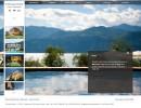 Sito web Hotel Internazionale Malcesine: pagina BENVENUTO