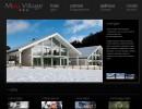 Muu Village: homepage del sito web