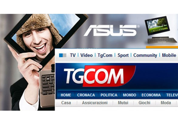 ASUS EEE Pad Transformer: Campagna Social Media Marketing