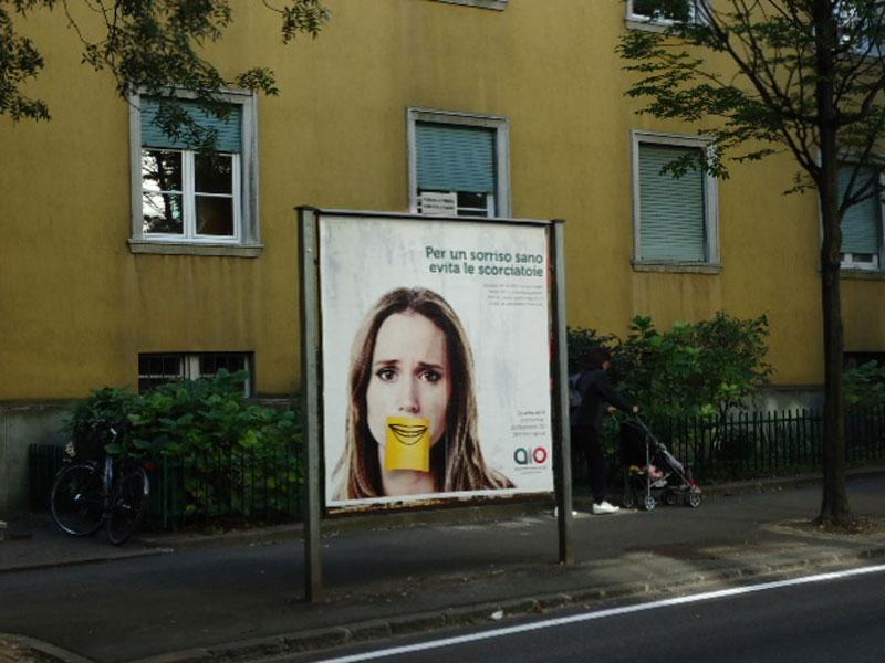 AIO Associazione Italiana Odontoiatri: campagna istituzionale