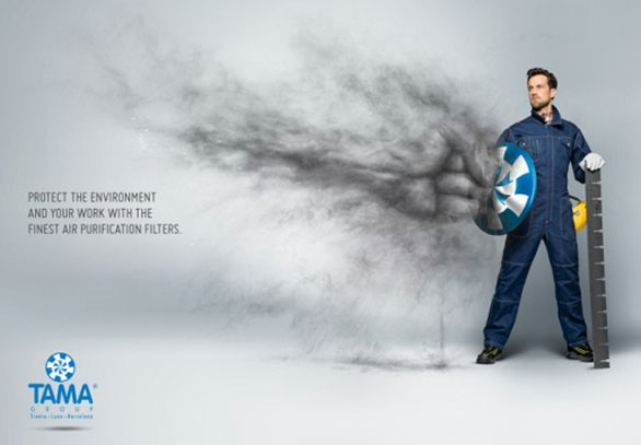 "Campagna TAMA ""capTAMAmerica"" su Ads of the World"