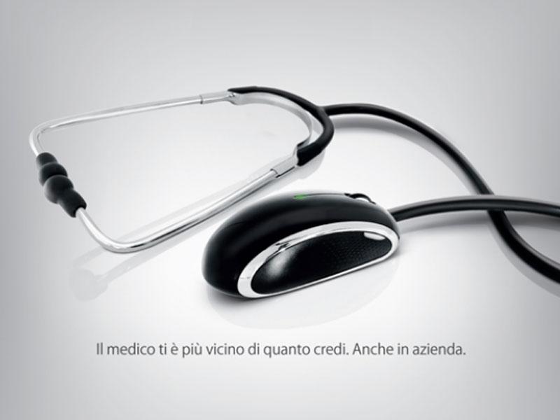 Medica S.r.l. campagna ADV multisoggetto