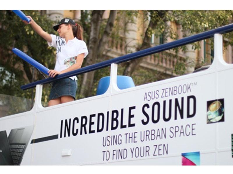 Asus Zenbook - La campagna Find You Zen