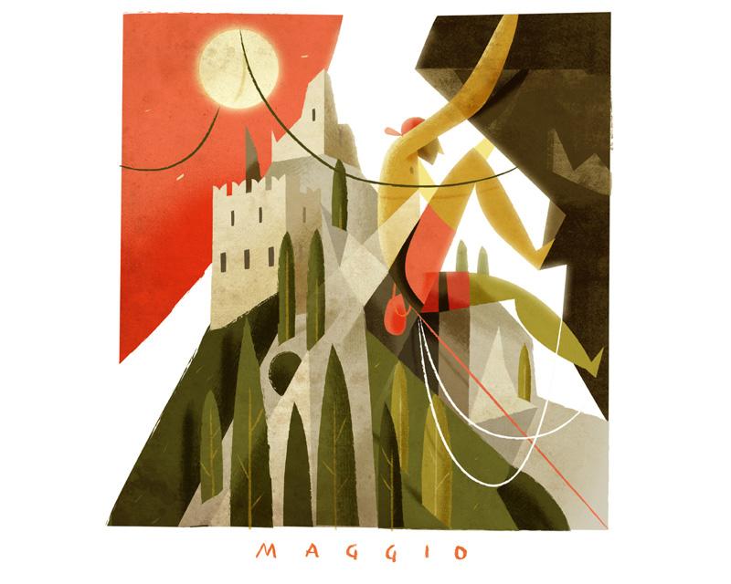 Calendario 2014 Cassa Rurale Alto Garda