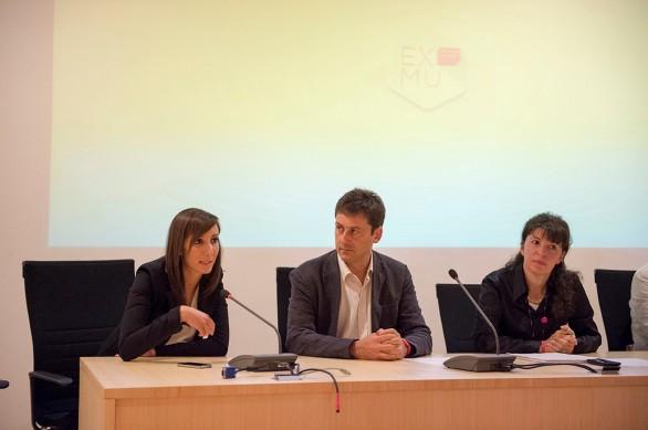 Conferenza stampa presentazione EXplora MUseum