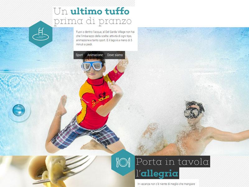Sito web Delgarda.it